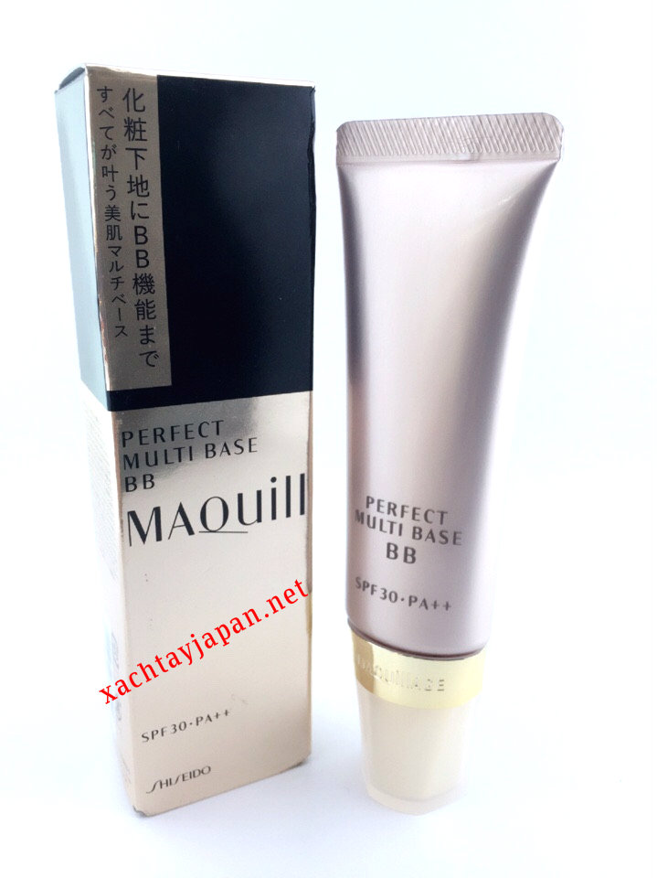 BB MAQUILLAGE Shiseido- PERFECT MULTI BASE BB SPF30PA